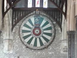 the great hall king arthur s round table