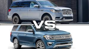 2018 lincoln expedition. delighful 2018 2018 lincoln navigator vs ford expedition intended lincoln expedition