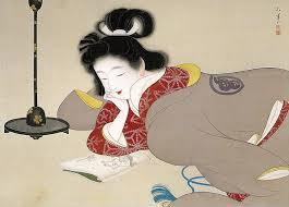 「上村松園「清々しいモダンな作品」」の画像検索結果