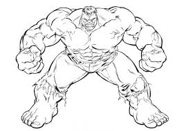 Small Picture Hulk Coloring Pages GetColoringPagescom