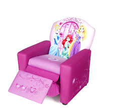 minnie mouse chair desk delta children princess upholstered recliner kids armchair and set