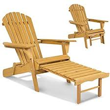 fold up wooden chairs. best choice products sky2254 outdoor patio deck garden foldable adirondack wood chair with pull out ottoman fold up wooden chairs