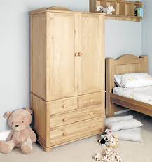Light Oak Bedroom Furniture Amelie Oak Childrens Double Wardrobe Amelie Oak Childrens
