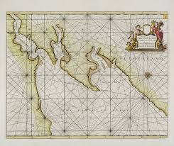 Sea Charts Scotland The Firth Of Murry To The Rt Hon Ble My Lord Viscount Torbat Lord Register Of The