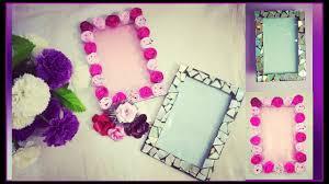 diy how to make photo frame using cardboard