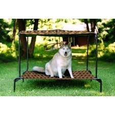Diy Outdoor Dog Bed Outdoor Dog Bed With Canopy Dog Bed Dog Beds ...