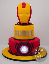 My life is so much easier when it is time to bake. Top 5 Marvel Comic Book Cakes Baking Time Club