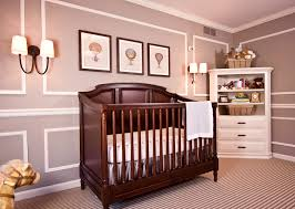 chair rail nursery. Interesting Rail Decorating Crib Nursery Traditional With Chair Rail Neutral Colors  To Chair Rail Nursery