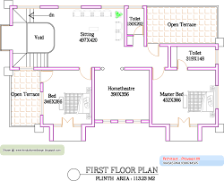 tag for plan 2000sqft house kerala style 4 bhk kerala style home