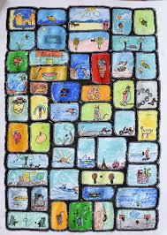 Sommer Im Kunstunterricht In Der Grundschule 136s Webseite