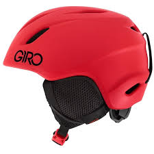 Child Ski Helmet Size Chart Giro Nine Jr Kids Snowboard Ski Helmet M Matte Bright Red