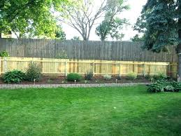 ideas for backyard privacy backyard privacy fence ideas wall patio for planter boxes 4 privacy screen