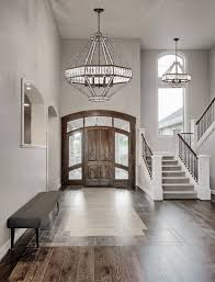 lights entrance hall lighting ideas hallway like the grey on lights contemporary entryway chandeliers the right