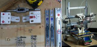 build your own ad str apto 3d printer with common hand tools