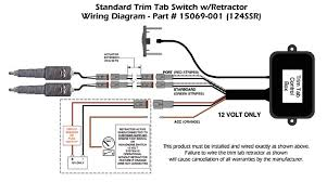 bennett trim tab wiring diagram bennett image lenco help the hull truth boating and fishing forum on bennett trim tab wiring diagram