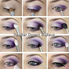 12 easy summer eye make up tutorials for