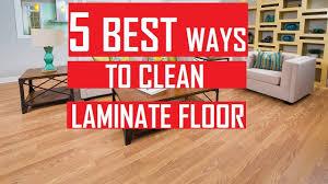 how to clean laminate floors 5 best ways to clean laminate floors