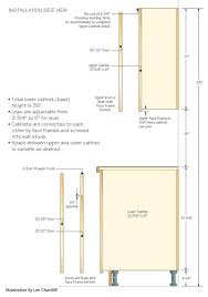 kitchen cabinet plans. Buildingkitchencabinets_illustration Kitchen Cabinet Plans