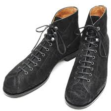 ginlet f lli giacometti フラテッリジャコメッティ elephant leather race up monkey boots fg496 15382000057 rakuten global market