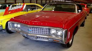1969 Chevrolet Impala Convertible 350 V8 - YouTube