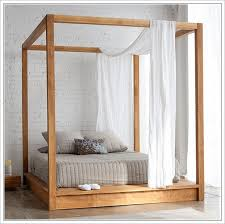 Ikea Four Poster Bed Ebay