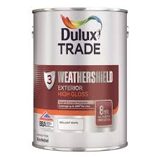 Dulux High Gloss Colour Chart Dulux Trade Weathershield Exterior High Gloss 5l Colour Mixing