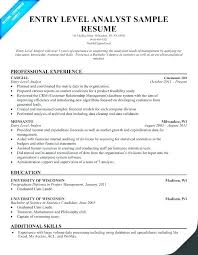 Sample Resumes For Business Analyst Business Analyst Resume Example Yuriewalter Me