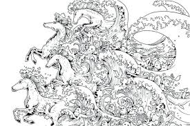 Detailed Horse Coloring Pages Sizable Horse Coloring Pages For