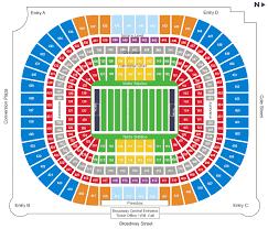 Landrys Tickets Seating Chart Edward Jones Dome St