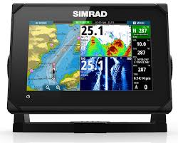 Simrad Go7 Xsr Active Imaging And C Map Chart