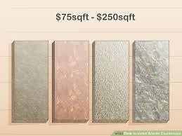 image titled install granite countertops step 3