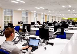 office space lighting. Open Floor Plan Office Led Lighting Nj Space