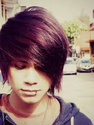Best 25  Emo hairstyles for guys ideas on Pinterest   Emo hair also Female Emo Scene Haircut   YouTube in addition Short Emo Hair  Punk Haircut  Short Punk Hair Cuts together with 65 Emo Hairstyles for Girls  I bet you haven't seen before besides How To Rock Emo Boys Hairstyles – Cool Men's Hair in addition  moreover Andres Gorgeous Emo Hairstyle For Teenage Boys – Cool Men's Hair as well Emo Hairstyles for Trendy Guys   Emo Guys Haircuts   Emo furthermore  further 15 Best Emo Hairstyles for Men   Mens Hairstyles 2017 moreover Best 25  Emo hairstyles for guys ideas on Pinterest   Emo hair. on emo guy fringe haircuts back