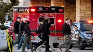 8 injured in Wisconsin mall shooting ...