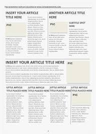 Free Wordperfect Templates Microsoft Newspaper Template Free Newspaper Template Pack For Word