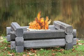 the deluxe firepit is for those who feel that bigger is better
