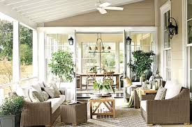 screened in porch furniture. How To Arrange Your Porch Furniture Screened In Ballard Designs