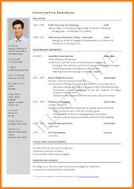 Resume Formatter standard resume format Enderrealtyparkco 14
