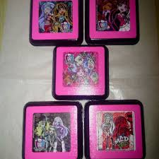 monster high bedroom monster high wall decor plaques