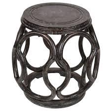 black garden stool. Fine Stool Bronze Garden Stool For Sale To Black G