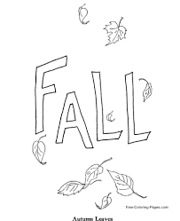 These free fall and thanksgiving printable coloring pages are perfect for entertaining kids and teaching them to stay within the lines. Autumn Or Fall Coloring Pages Sheets And Pictures