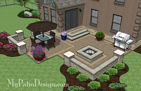 designing a patio layout wonderful home magnificent designing a patio layout at creative backyard design with seating wall