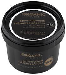 Купить Крем-<b>хайлайтер для</b> тела Organic Kitchen <b>бронзирующий</b> ...
