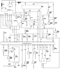 cj5 wiring schematic simple wiring diagram repair guides wiring diagrams wiring diagrams autozone com jeep wiring schematic cj5 wiring schematic
