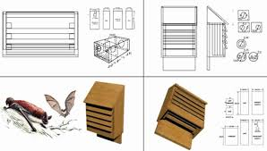 bat house plans ontario inspirational plans for bat house easy free woodworking houses box