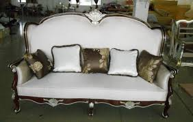 cloth chairs furniture. Wooden Carved Sofa Furniture Couch/velvet Cloth Chairs Living Room / Fabric 3 Seater L