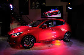 new car 2016 canada2016 Mazda2 Makes North American Debut in Canada