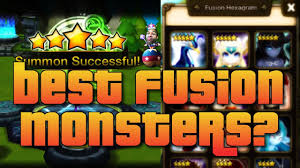 Summoners War Which Fusion Monsters Are Important For Progression