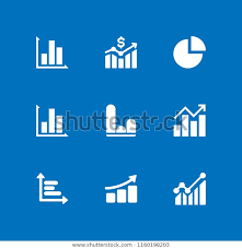 Forex Chart App Forex Icon 9 Forex Set Chart Stock Vector Royalty Free