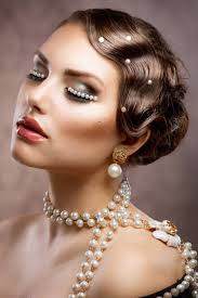 20s Hair Style model hairstyles for twenties hairstyles great gatsby fever give 3768 by wearticles.com